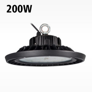 200w LED UFO Alta Luz Bay