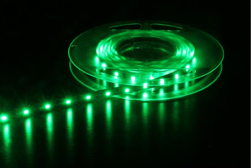 Green LED Strip Light 2835
