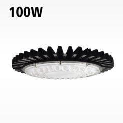 100w 울트라 씬 무인 AC UFO LED 높은 베이 빛
