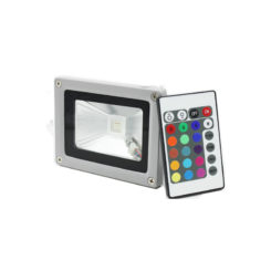10 Watt RGB LED Flood Light