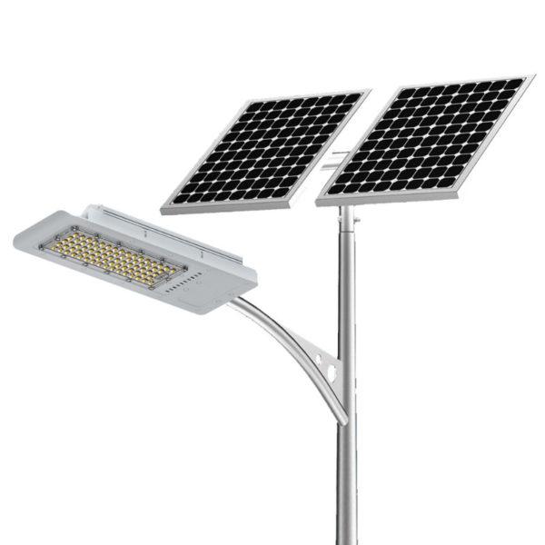 100W LED Solar Farola