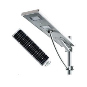 40W Solar LED rua luz