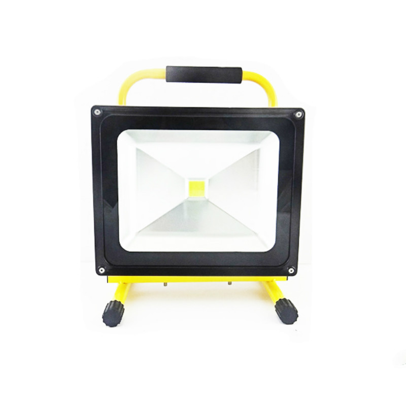 50W Rechargeable LED Flood Light