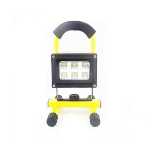 6w Rechargeable LED Flood Light