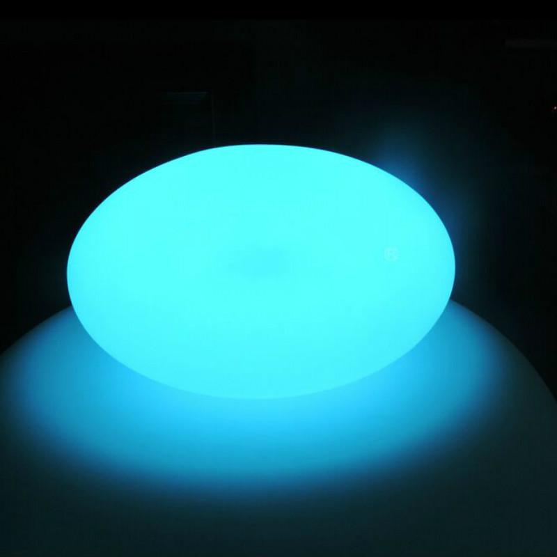 D32xH20cm Flat LED Ball