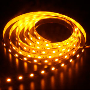 LED Flash Strip Light Orange