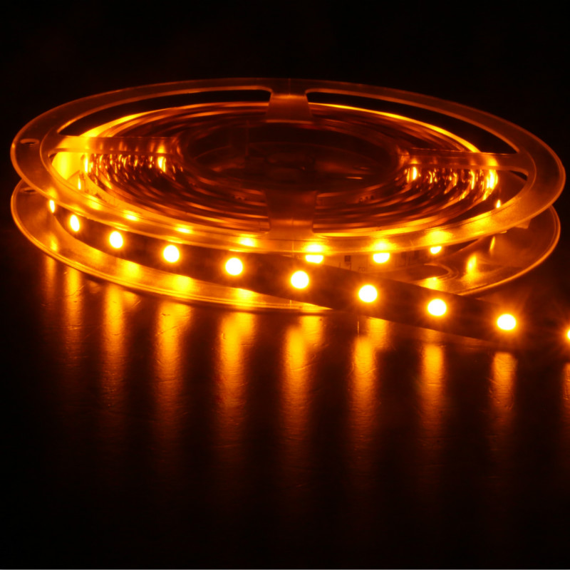 164ft 5m smd 5050 300leds yellow led flash strip light orange led 164ft 5m smd 5050 300leds yellow led flash strip light orange led flexible ribbon lighting strip aloadofball Image collections