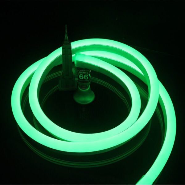 Green Neon LED Strip Light
