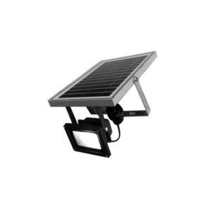 3 vatios de energía solar de la luz de inundación