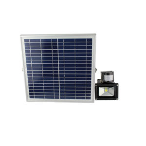 Motion Solar Powered Flood Light