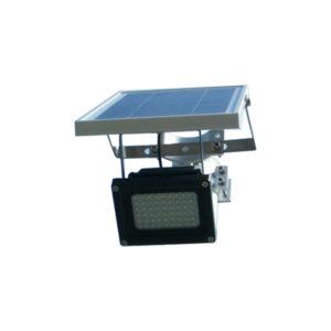 5 vatios de energía solar de la luz de inundación