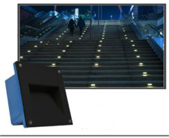 LED Step Light Application