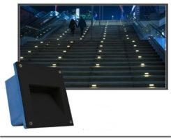 LED Step Light Application