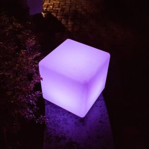 Colorful LED Cube