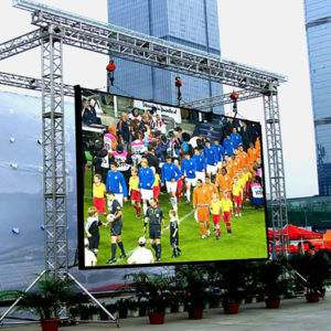 Verhuur Outdoor LED display
