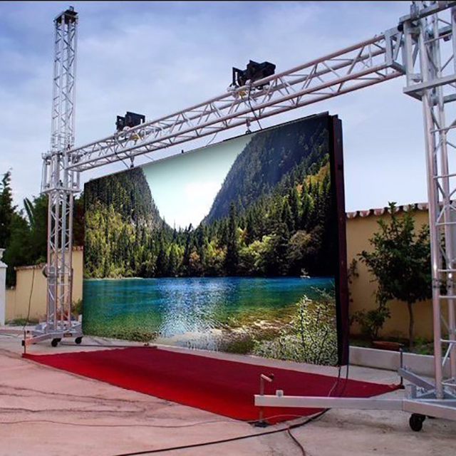 Rental Outdoor LED Displays