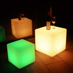 50 centimetri Cube LED
