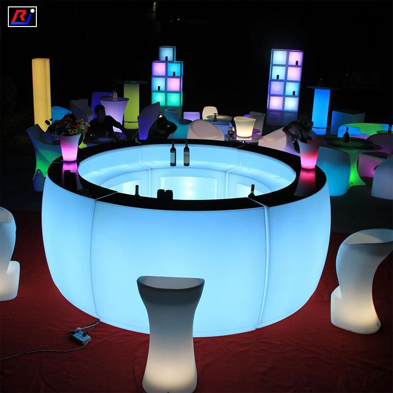 led table bar