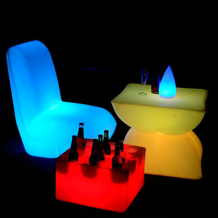 LED Beach Sofa