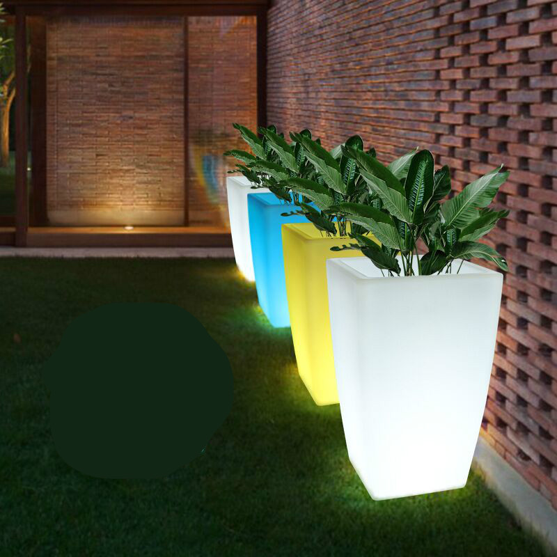 LED Flower Pot