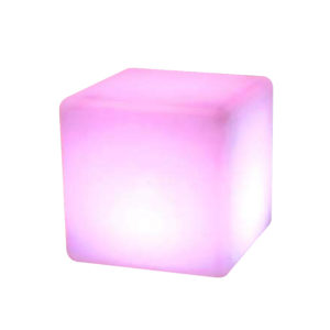 Outdoor LED Cube