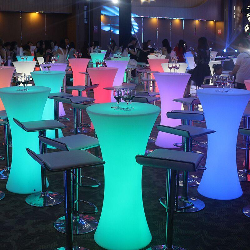 Night Club LED Table