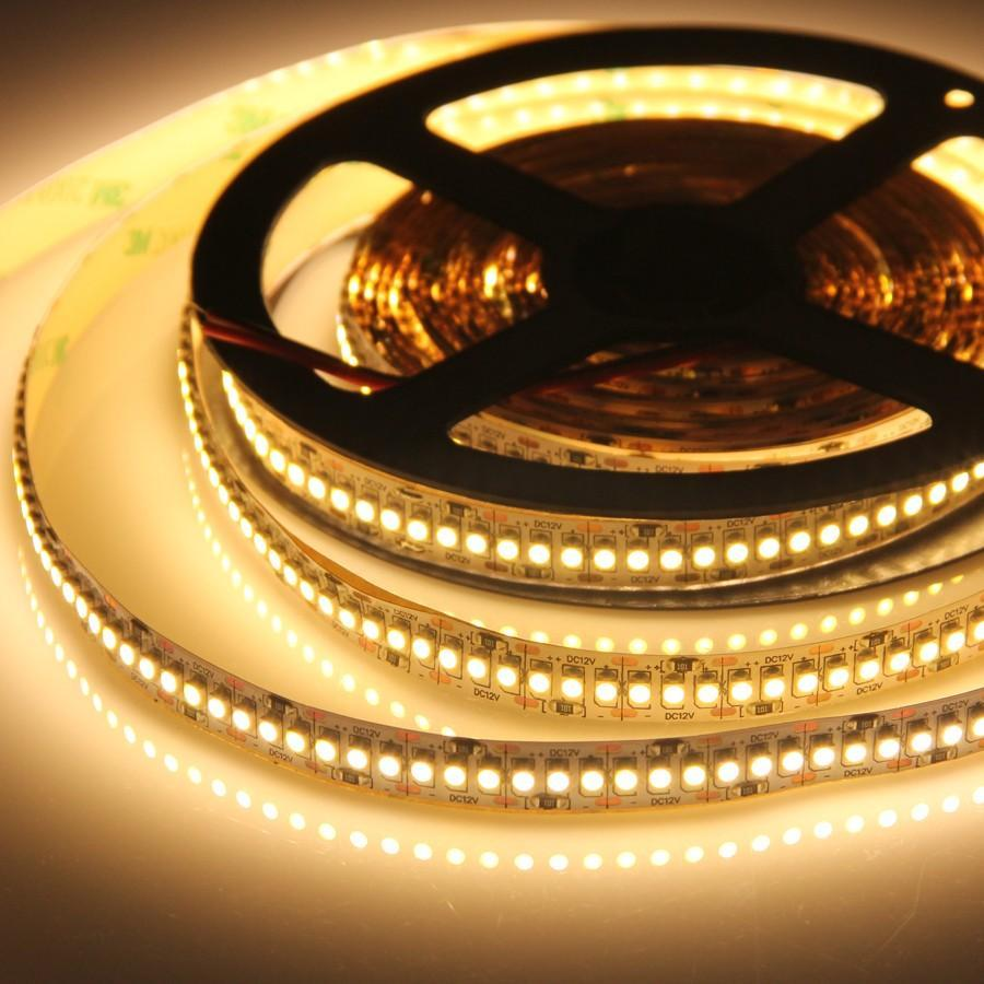 Blanco Strip caliente 3528 LED