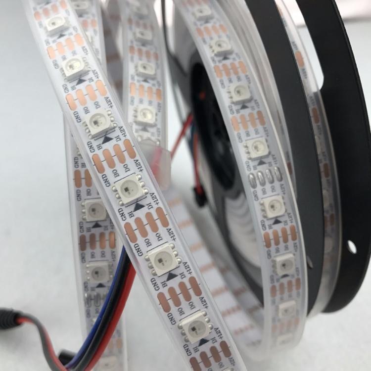Digital individually Addressable RGB 12v WS2815 LED Strip