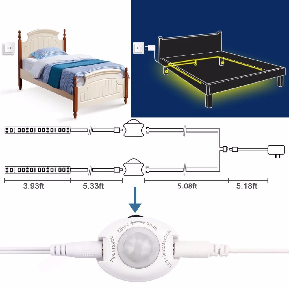 Double Bed Installation