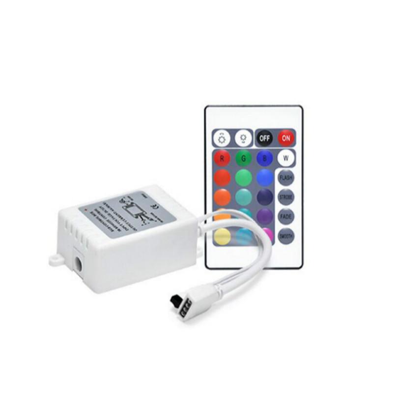 led rgb rf remote controller