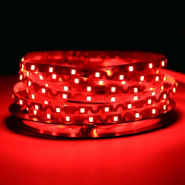 s shape flexible led strip