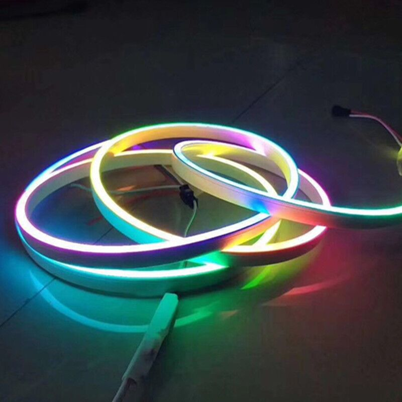dmx neon led tube
