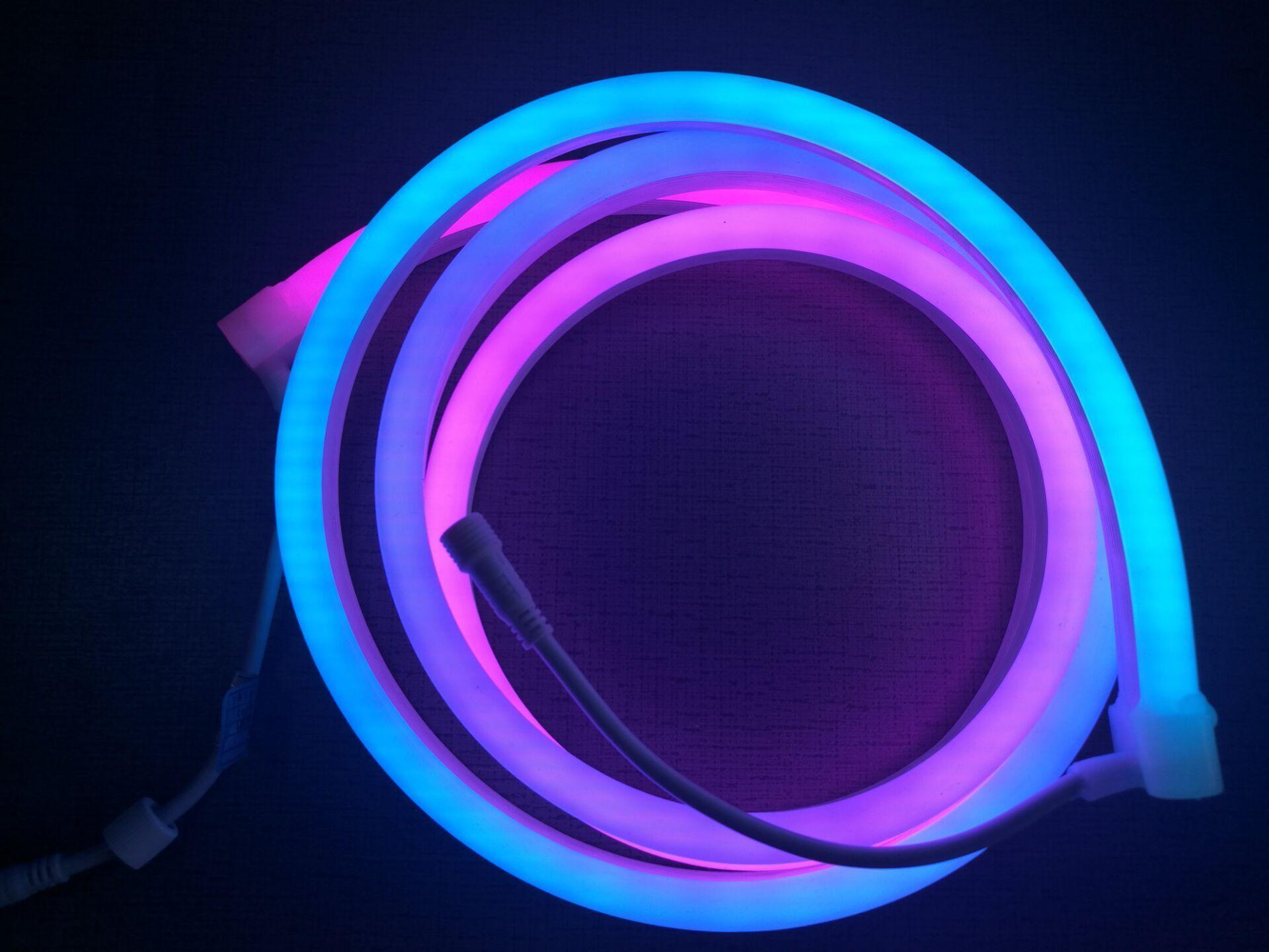 led neon dmx