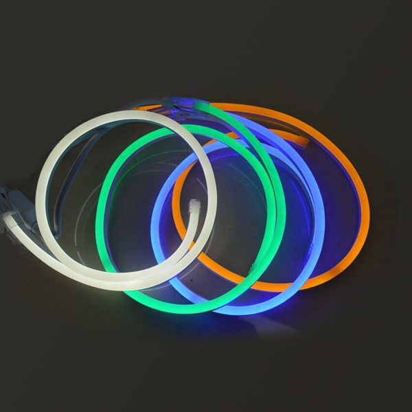 rgb led neon flex