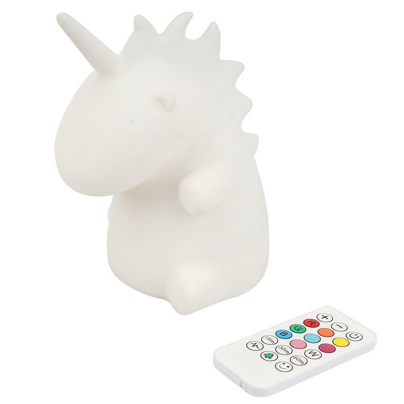led night light unicorn