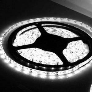 helle weiße LED-Streifen