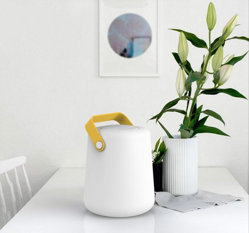 wireless speaker with led light