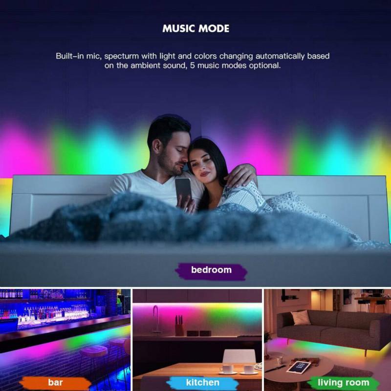 Music Mode LED Strip