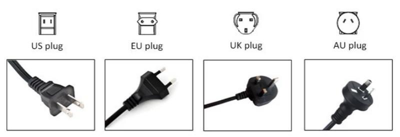 Neon Sign Plug