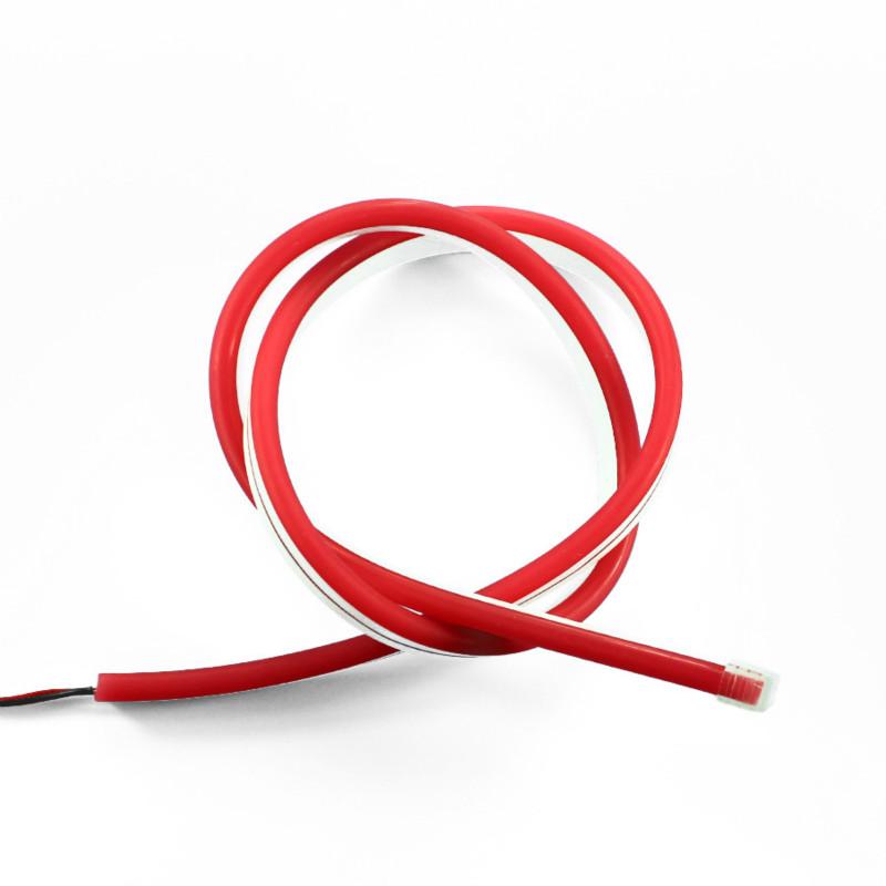 Red Jacket Neon LED Flex