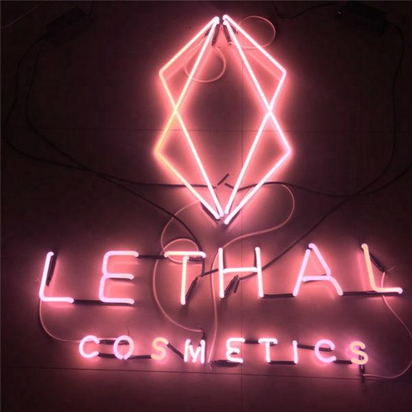led light sign