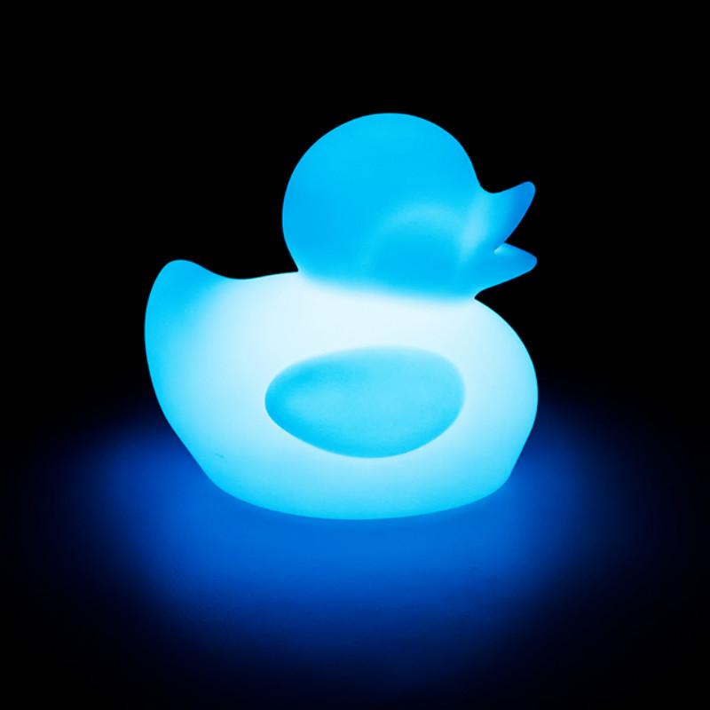 light up float duck