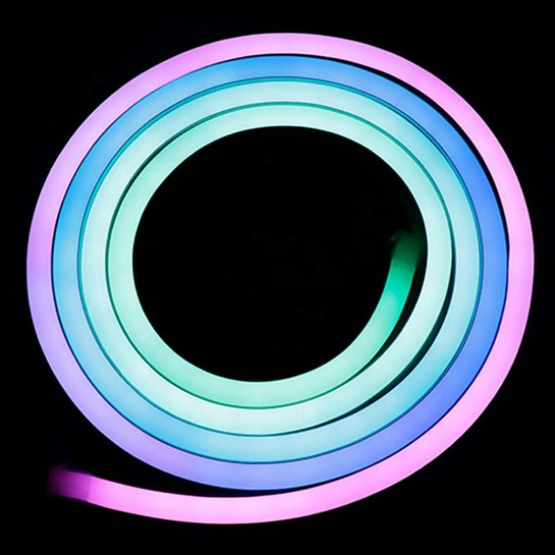 neon flex dmx