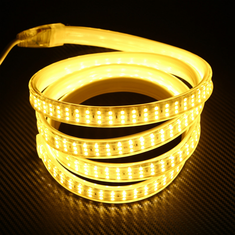 3000K SMD 2835 220V LED Strip
