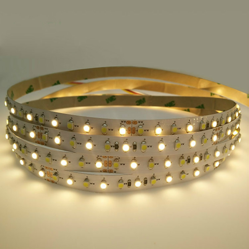 Adjustable CCT led strip
