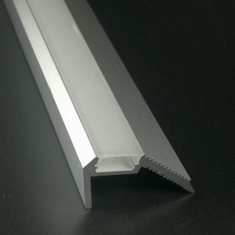 LED stair profile