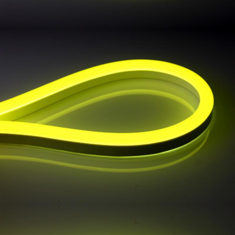 yellow led neon flex