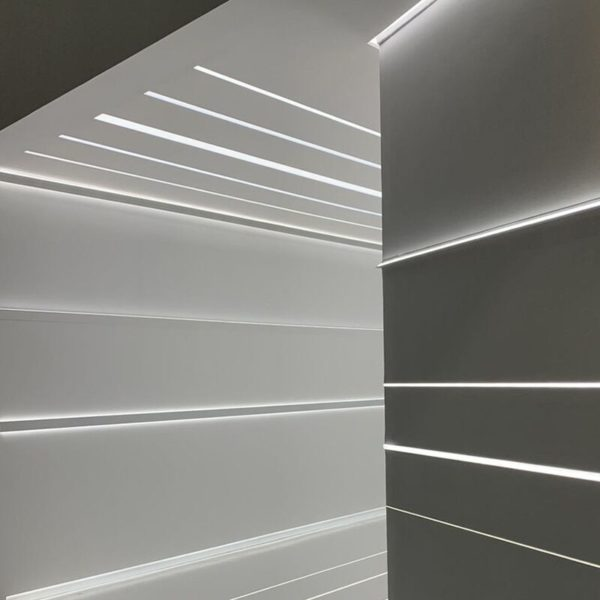 linear led recessed light
