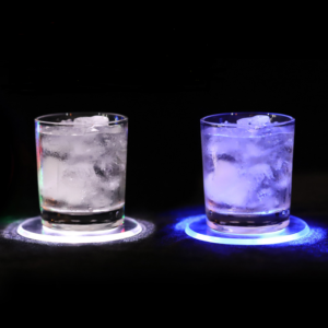 Cup LED Coasters